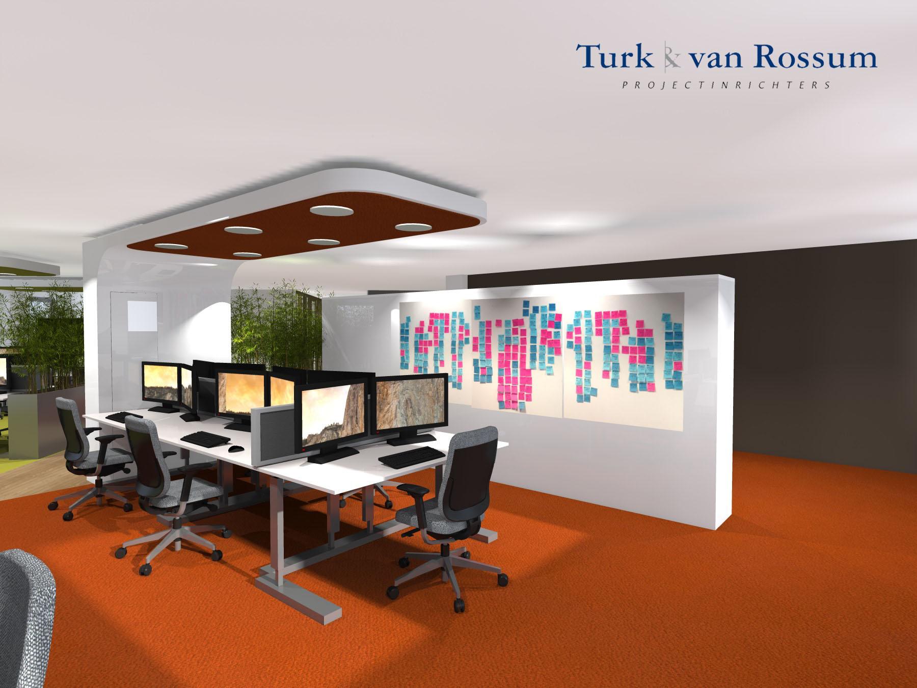 Turk en Van Rossum in Noordwijkerhout