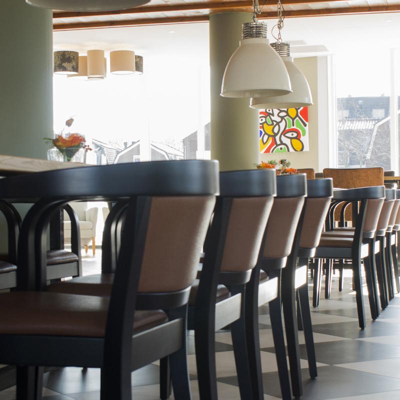 Grand Café Graaf Jan Turk en van Rossum Horeca inrichting